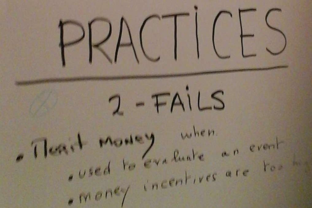 Résultats Practices 2-Fails