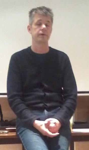 Jurgen Appelo durant la rencontre