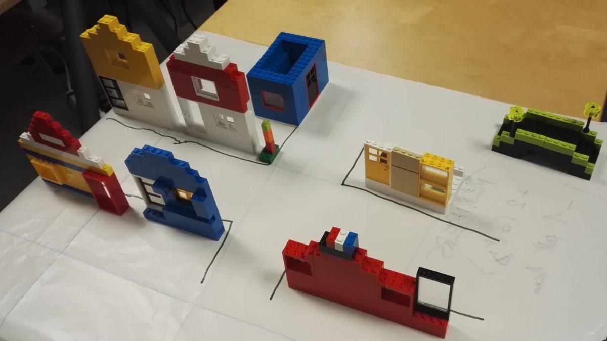 Ville en LEGO®